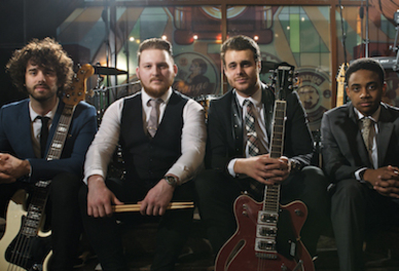 live wedding music band