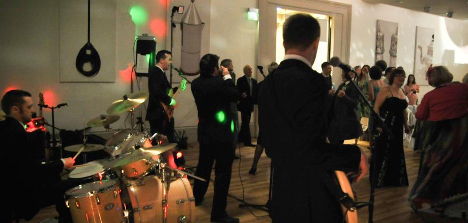 live wedding band merseyside