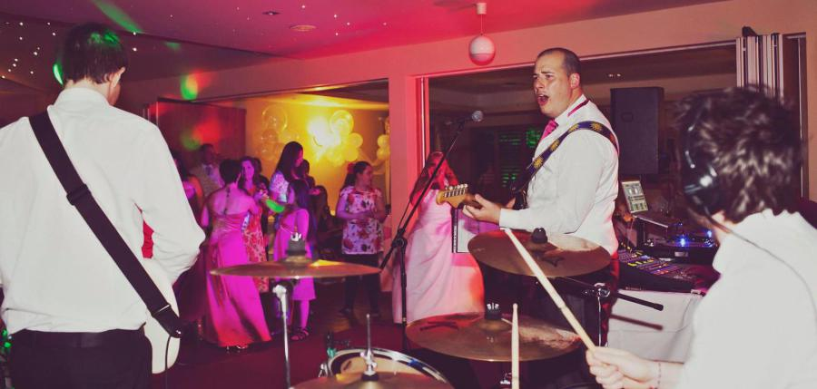 wedding music band birmingham