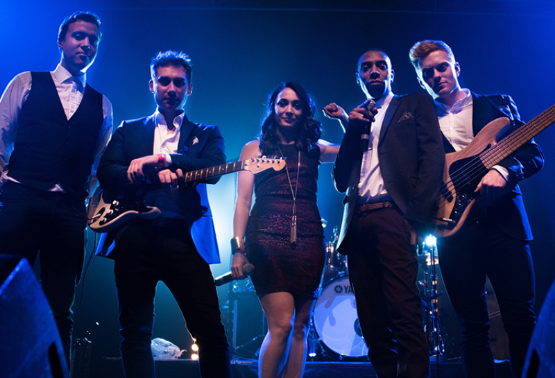 soul party band
