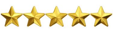 five-star-reviews